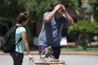 ¡Insoportable! con 43.5 grados San Juan lidera el ranking de temperaturas