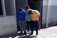 Cayeron dos integrantes de una banda dedicada al robo de casas