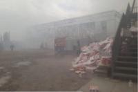 Confirmaron los heridos en el incendió del almacén