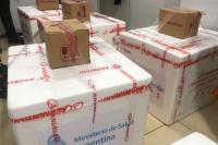 La segunda tanda de vacunas Sputnik V llegan en 10 días más al país