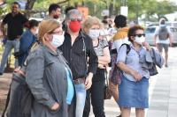 Argentina es el cuarto país con mayor cantidad de contagios diarios