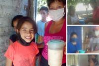 """El merendero """"Luchando por igualdad"""" solicita donaciones para los niños"""