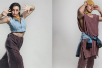 Crean indumentaria reciclada con estilo y originalidad sanjuanina