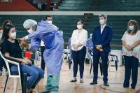 Planifica vacunar un total de 17.863 docentes sanjuaninos: mirá el orden de prioridad
