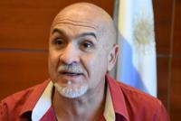 """Luis Lucero: """"Queremos la presencialidad, pero nos deben garantizar las condiciones"""""""
