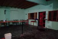 Fiesta clandestina en Iglesia: las fotos y nombres de los detenidos