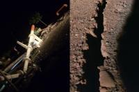 Imágenes de los daños que dejó el terremoto en la provincia
