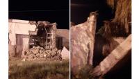 Las fotos que muestran lo que fue una noche de temor por el terremoto en San Juan
