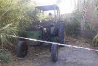 Pagó $500.000 por el tractor y se lo secuestraron porque tenía pedido de captura