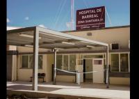Sergio Uñac inauguró las remodelaciones del hospital de Barreal
