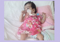Una bebé sanjuanina nació con 4 meses de gestación y ahora necesita una casa