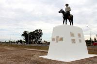 La nueva terminal de San Juan estará ubicada en el Monumento al Gaucho