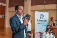"""Rawson lanzó el programa """"Nuestro Kiosco"""", para estimula y defender el trabajo genuino"""