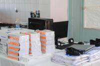 Entregaron equipamiento para las escuelas de Marayes y La Plata