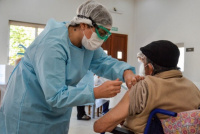 Ya se distribuyeron más de 7 millones de dosis de vacunas en todo el país