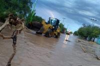 El clima no da tregua: persiste el alerta naranja por intensas lluvias