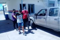 """Detienen a """"El Pipi"""", ladrón que cometió varios arrebatos en Concepción"""