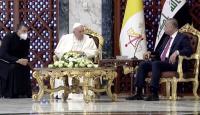 Visita Histórica: El Papa Francisco llegó a Irak y fue recibido por el primer ministro