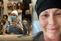 Celina Rucci compartió impactantes imágenes de su lucha contra la leucemia