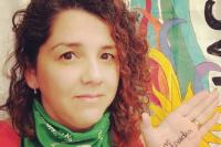 Claudia Pallarez, la representante sanjuanina en un disco que reúne a 46 mujeres artistas de todo el país