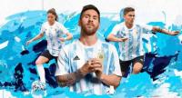 Presentaron y lanzaron la nueva camiseta de la Selección Argentina ¿Qué valor tiene?