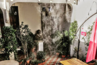 Zonda FOG: la climatización de espacios libres que gana terreno en San Juan