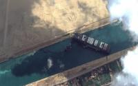 Bloqueo del buque Ever Given en el Canal de Suez: podría faltar café, papel higiénico y gasolina