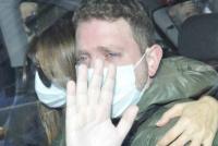 Último adiós a Mauro Viale: con su esposa aislada, solo pudo despedirlo su hijo Jonatan