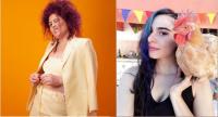 Una joven busca generar identidad sanjuanina con tinturas veganas y saludables