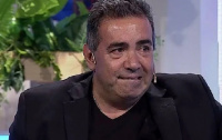 Diego Pérez recordó con tristeza a Carlín Calvo