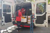 Llegaron a San Juan las 13.700 nuevas dosis de vacunas de AstraZeneca