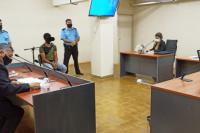 Violación en Albardón: prisión preventiva para el acusado y harán una prueba de ADN