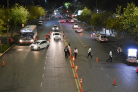 Intensificarán los controles policiales por el festejo del Día del Amigo