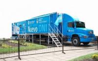 Este lunes llega el Camión Fábrica a San Juan con trámite gratuito de DNI