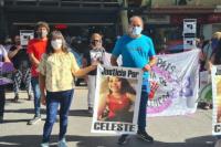 Se reunirán en Tribunales para exigir fecha del juicio para el femicida de Celeste Luna