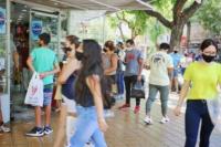 En caída libre: las ventas en el comercio sanjuanino cayeron un 3.6% en abril
