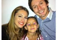 Pampita y Vicuña se unieron para homenajear a su hija Blanquita