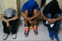 Detienen a tres menores de edad que cometieron importantes robos en Capital