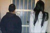Detienen a una joven pareja luego de robar en una vivienda de Chimbas