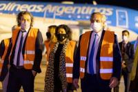 El gobierno espera la llegada de más de dos millones de dosis de AstraZeneca