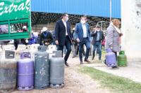 """Angaco: así será el operativo de """"garrafa social"""" durante el mes de junio"""