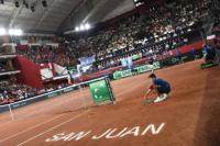 San Juan, una de las provincias para la Copa Davis, ¿Qué opinan las y los lectores?
