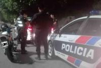 Demoraron a 4 hombres que ocasionaron disturbios y bebían alcohol en la vía pública