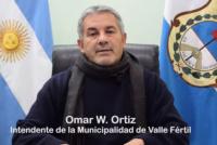 Preocupación y colapso en Valle Fértil: el intendente emitió un importante mensaje