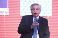 """""""Vayan y contágiense"""": el fallido de Alberto Fernández al anunciar las restricciones"""