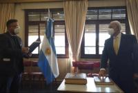 De Sanctis se excusó y Lima queda al frente del enjuiciamiento del juez Alonso