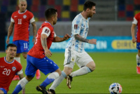 Argentina debuta ante Chile en la Copa América: hora, formaciones y TV