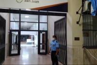 Condenan a 3 años de cárcel a un sanjuanino que golpeó y quemó a su pareja