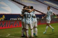 Sin Lionel Messi, la probable formación de Argentina ante Paraguay