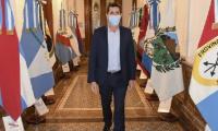 El ministro del Interior está aislado por contacto estrecho de Covid-19